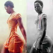 See Stunning Pictures Of South African Lady Causing Reactions On Instagram