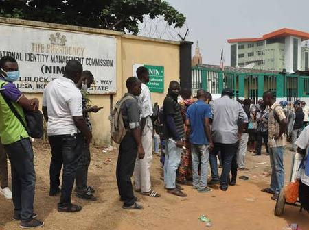 Good news for Nigerians who are yet to register their NIN.