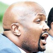 Moses Kuria Dedicates a Song To Kenyans Ahead of Thursday By-Elections