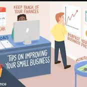 3 Straightforward Ways to Improve Your Small Business