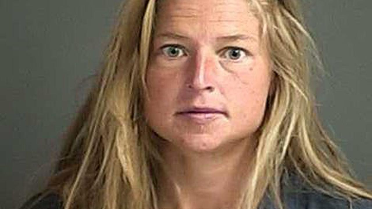 PICTURED: Ex forestry student turned shaman, 30 is arrested on suspicion of starting California wildfire that's burned 8,500 acres and destroyed 41 homes and tells cops she was boiling bear urine so she could drink it