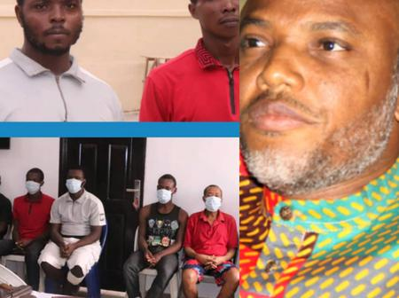 Revealed: How members of Nnamdi Kanu's ESN were captured in Imo State for killing Police Officers