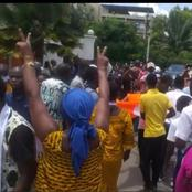 Commémoration de l'anniversaire de l'arrestation de Gbagbo, voici le grand absent