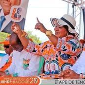 Législatives à Tingrela : l'honorable Mariam Traoré déterminée à offrir la victoire au RHDP le 6 Mars