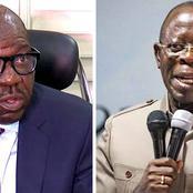 Today's Headlines: Oshiomhole makes peace with Gov Obaseki, Otti Speaks on 2023 Presidency