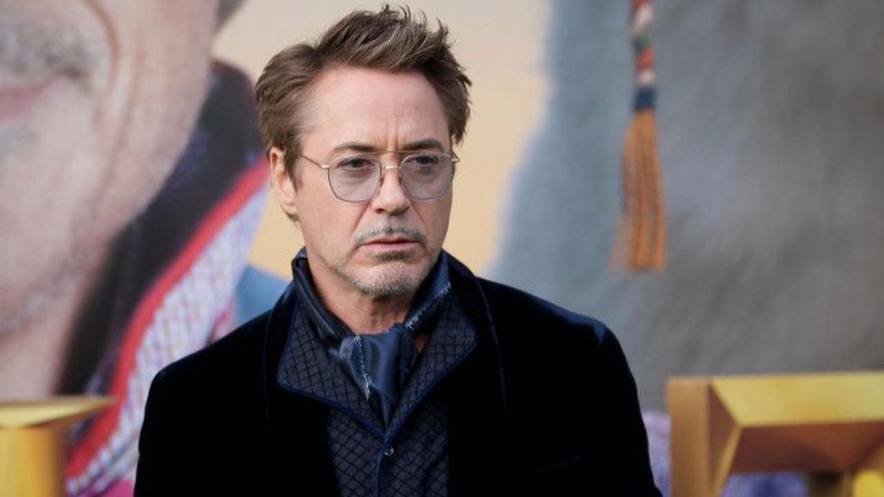 Robert Downey Jr pays tribute to assistant Jimmy Rich as he dies in car accident