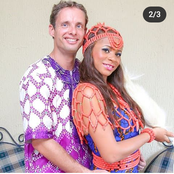 Uchenna Nnanna's Younger Sister Who's Based In Netherlands Celebrates 8th Wedding Anniversary Today