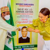 Tonto Dikeh Misinformed Public, She Was Never Appointed Peace Ambassador - NCPC