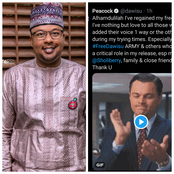 After This Hausa Man Was Released By DSS, See What He Tweeted That Got Reactions
