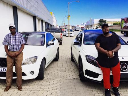 Heavy K Bought His Father a House and Car and also bought a Car for His baby mama