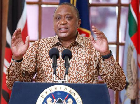 Uhuru Imposes Strict Covid-19 Measures in Nairobi and Four Other Counties