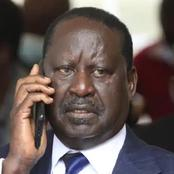 Raila Odinga's Presidential Ambition Shaken After Two Vocal Politicians Decamp ODM To ANC Party