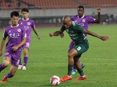 Dino Ndlovu Has Confirmed News That Could Put DStv Premiership Clubs On High Alert