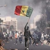 A deadly protests: Senegal government declared war between government and youths of that country.