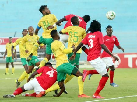 SAFA Says Vision 2022 Has Not Failed, And They Blame Bafana-Bafana Players For AFCON Failure