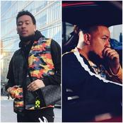 Rapper AKA Arrives In Durban For Nelli Tembe's Funeral, Here's What Was Noticed About Him