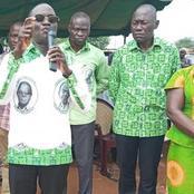 Législatives à Béoumi: Le Pdt Mangoua Jacques exhorte la population à donner la victoire au PDCI-RDA