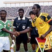 Foot-Retro : Gadji Céli, le « footballeur-chanteur » champion d'Afrique
