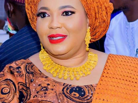 PHOTOS: Popular Traditional King Celebrates His Wife's Birthday Today