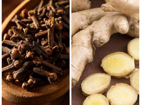 Blend Cloves And Ginger, Drink 2 Times Daily To Treat These Health Problems