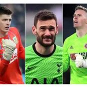 Nick Pope & Dean Henderson top Tottenham's list as Hugo Lloris replacement