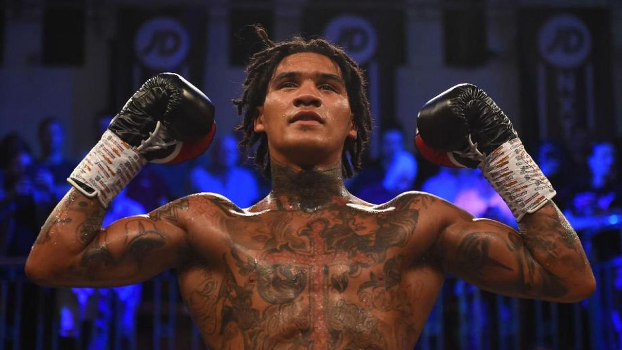 Why a single boxing world title would make Conor Benn a happy man