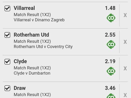 Seven Perfect 873-Odds Matches Including UEFA Europa To Earn Massively This Super Thursday.