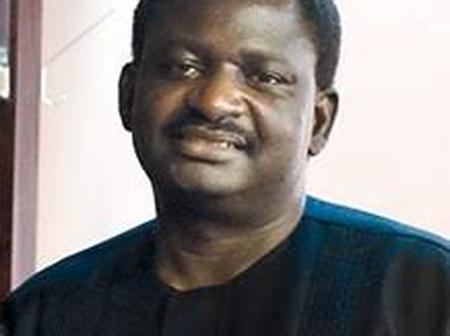 Meet Femi Adesina's brother who is a professor at the prestigious University of Ibadan