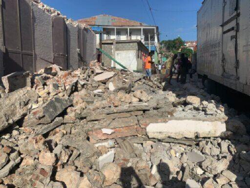 More than 200 people dead after 7.2-magnitude earthquake strikes Haiti (photos)