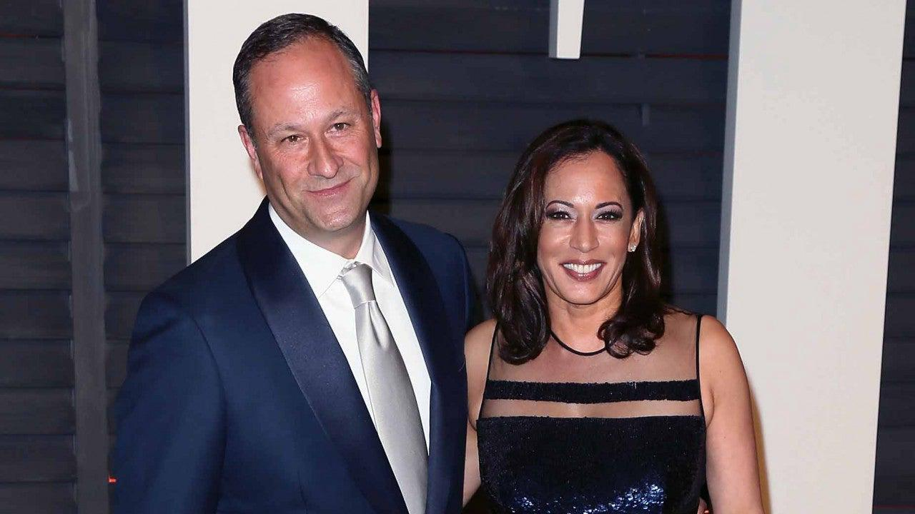 Kamala Harris and Husband Doug Emhoff Receive COVID-19 Vaccine