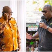 Akufo Addo has not done anything better than John Mahama- A Plus