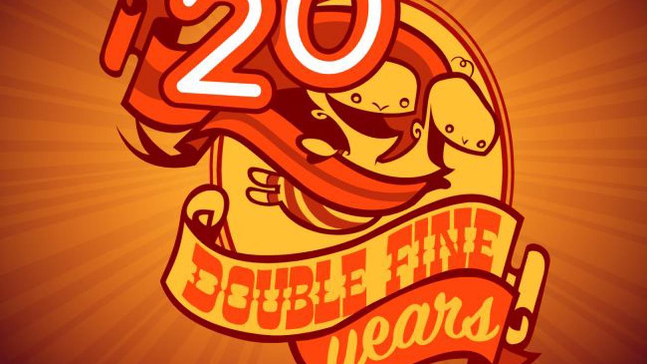 Double Fine fête son 20ème anniversaire