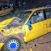 Barouhio Gagnoa : un accident impliquant trois (3) véhicules et une moto fait des victimes