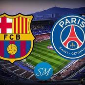 Good News As Paris Saint-Germain Set To Announce €40million Signing Of Barcelona Prolific Target