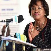 Photos: Meet Uhuru's Elder Blood Sister-Kristina Wambui Kenyatta Pratt