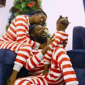 See photos of Adekunle Gold, Simi, Banky W and Adesua Etomi giving us family goals