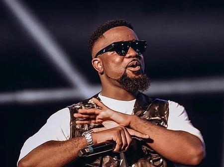 Sarkodie Gives An Amazing Motivational Piece To Everyone