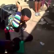 City Drama: Young Man Breaks Into Tears After Being Conned All His Money [Video]