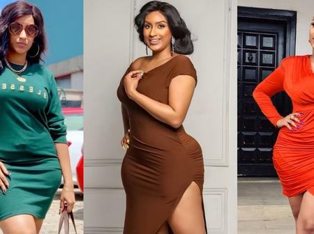 Check Out 45 Fashionable, Classy And Stunning Outfits Worn By Juliet Ibrahim(+Photos)