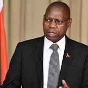 """Mzansi left shook after this was """"exposed"""" about Dr Mkhize"""