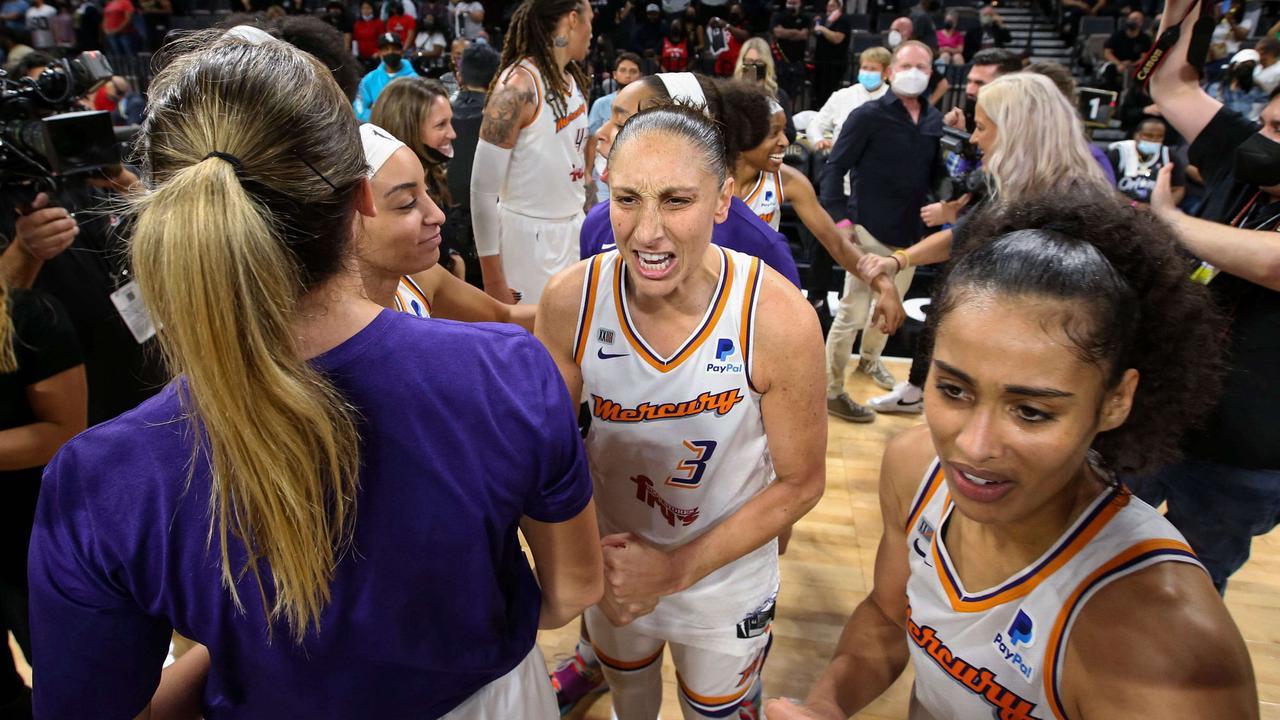 Diana Taurasi, Mercury Even WNBA Finals 1-1 With Overtime Win vs. Sky