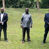 Gideon Moi Holds Meeting With Raila Days After Ruto Allies Hinting Coalition With ODM