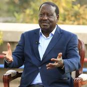 Details On Why Raila Didn't Show Up At Kibra Rally Emerge
