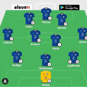 Can Chelsea Destroy Liverpool With This Lineup?