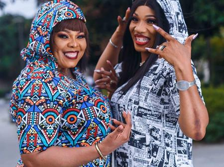 Chinyere Wilfred Celebrates Her 51st Birthday With Twin Sister Today