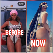 Check Out Massive Changes Of Ex-BBnaija Khloe Within Some Months