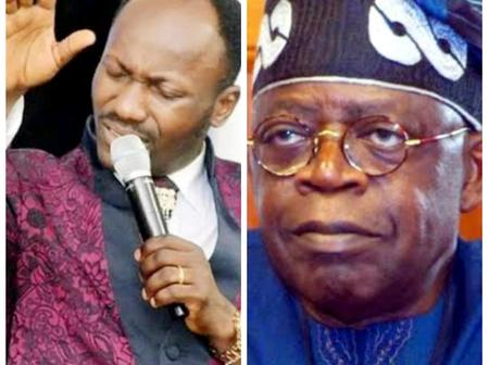 Today's Headlines: Apostle Drops New Prophecy About Tinubu, Apostle Johnson Suleman Sends Strong Message To FG