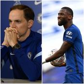 Checkout What Rudiger Said Thomas Tuchel Does To Players That Doesn't Listen To His Instructions