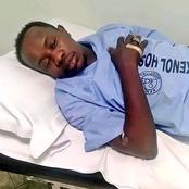 Sadness As Kenyan Politician Who Abandoned Mighty Salim In Hospital Is Exposed