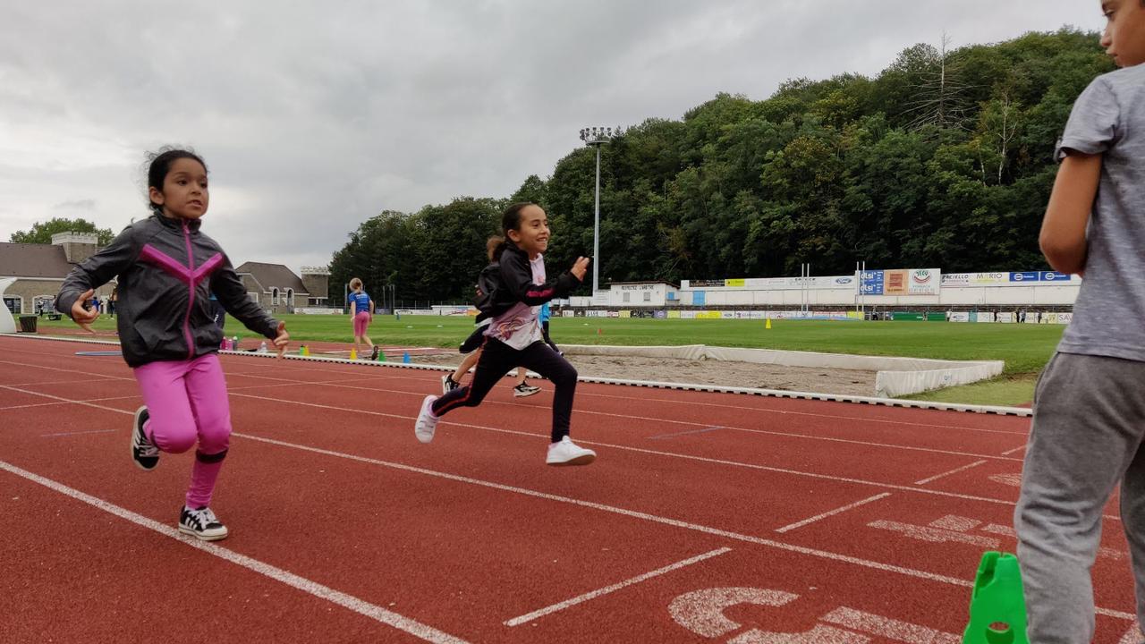 L'USF athlétisme fait découvrir son sport au plus grand nombre et organise encore deux rendez-vous